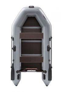 Лодка ПВХ Пиранья 245 М3 SLХ надувная под мотор (Распродажа)