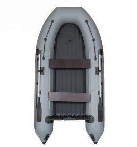 Лодка ПВХ Лоцман М-350 НД НД надувная под мотор (Распродажа)