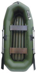 Лодка ПВХ Муссон R 260 НД надувная гребная (Распродажа)