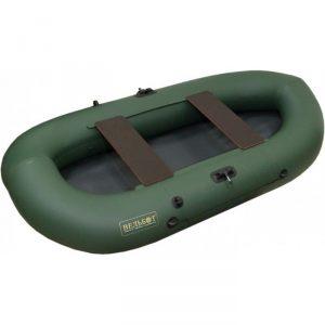 Лодка ПВХ Удача 2700 В2 (270 см) НД ТР гребная (Распродажа)