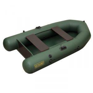 Лодка ПВХ ВУД 2DТ (240 см) (вклеенный транец) гребная надувная двухместная