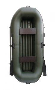 Лодка ПВХ Муссон В 270 НД надувная гребная (Распродажа)