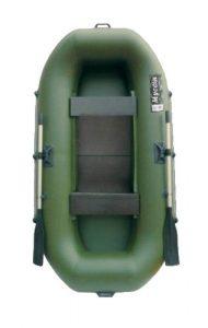 Лодка ПВХ Муссон В 270 РС надувная гребная (Распродажа)