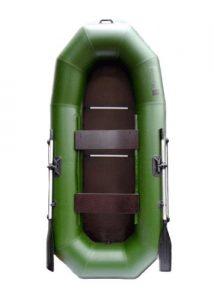 Лодка ПВХ Муссон Н 270 С надувная гребная (Распродажа)