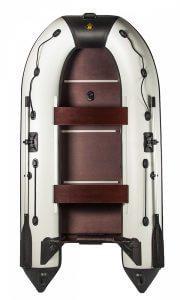 Лодка ПВХ Ривьера 3200 СК надувная под мотор (Распродажа)(баллоны)