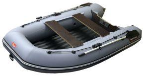 Лодка ПВХ Хантер 290 А надувная под мотор (Распродажа)