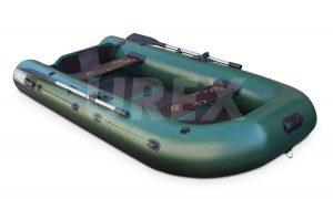Лодка ПВХ Urex 280 М под мотор без слани (Распродажа)