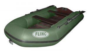 Фото лодки Флинк (Flinc) FT290L надувная