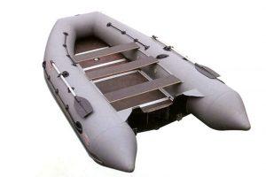Фото лодки Титан TN 460
