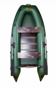 Фото лодки Инзер 290 V