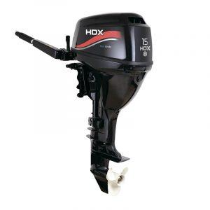 Фото мотора HDX F 15 FWS (15 л.с., 4 такта)