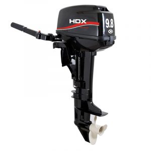 Фото мотора HDX R series T 9,8 BMS (9,8 л.с., 2 такта)