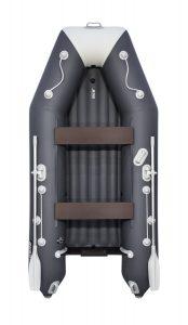 Лодка ПВХ Аква 3600 НДНД надувная под мотор