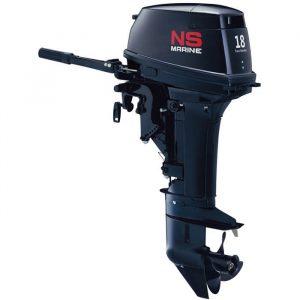 Фото мотора NS Marine NM 18 E2 S (18 л.с., 2 такта)