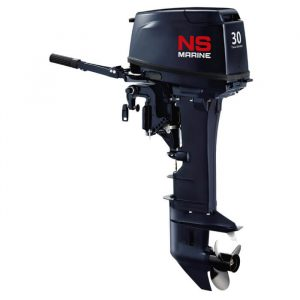 Фото мотора NS Marine NM 30 H S (30 л.с., 2 такта)