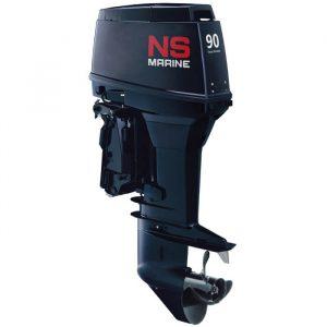 Фото мотора NS Marine NM 90 D2 EPTOL (90 л.с., 2 такта)