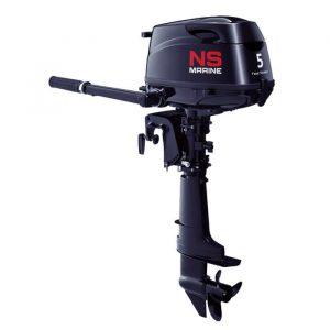 Фото мотора NS Marine NMF 5 C SS (5 л.с., 4 такта)
