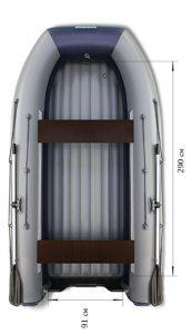 Фото лодки Флагман DK 350 Jet НДНД