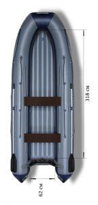 Фото лодки Флагман 420 IGLA НДНД