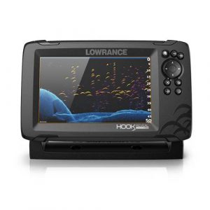 Фото эхолота Lowrance Hook Reveal 7 SplitShot